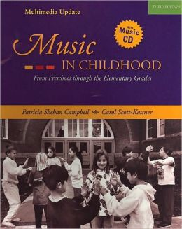 Music in Childhood: Enhanced Edition, 3rd Edition