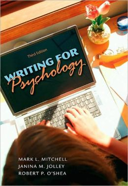Writing for Psychology
