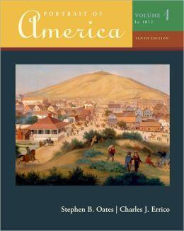 Portrait of America, Volume I