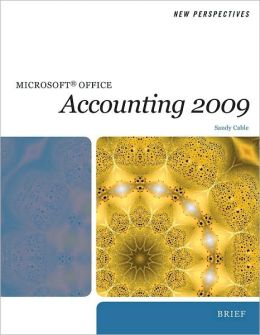 New Perspectives on Microsoft Office Accounting 2009, Introductory