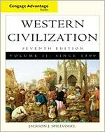 Cengage Advantage Books: Western Civilization, Volume II - Since 1500