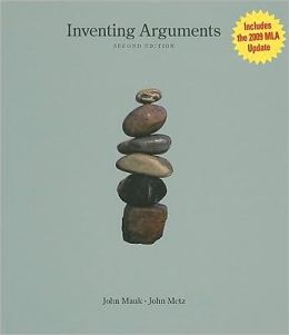 Inventing Arguments (with 2009 MLA Update Card)