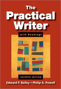 The Practical Writer with Readings (with 2009 MLA Update Card)