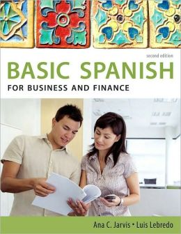 Basic Spanish: For Business and Finance