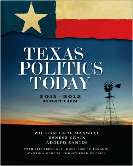 Texas Politics Today 2011-2012