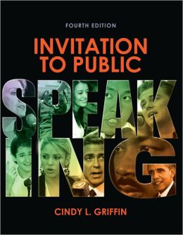 Invitation to Public Speaking