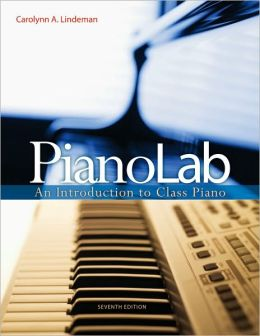 PianoLab: An Introduction to Class Piano (with Keyboard for Piano & Guitar With Access Code for the Premium Website)