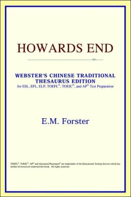 Howards End: Webster's Chinese-Simplified Thesaurus Edition