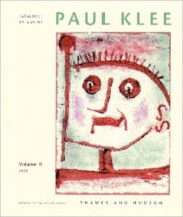 Paul Klee Catalogue Raisonne Volume 8 (1939)