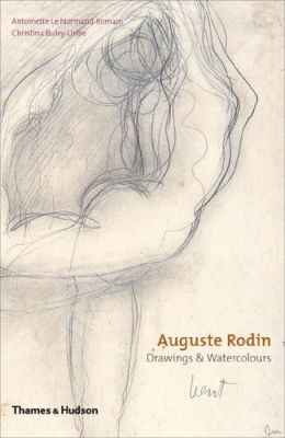 Auguste Rodin: Drawings & Watercolors