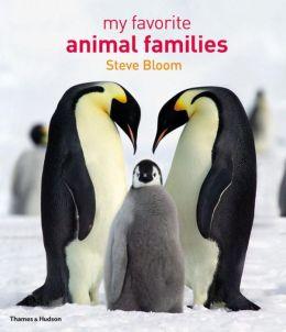 My Favorite Animal Families