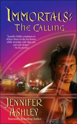 The Calling (Immortals Fantasy Series)