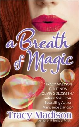 A Breath of Magic (Gypsy Magic Series #3)