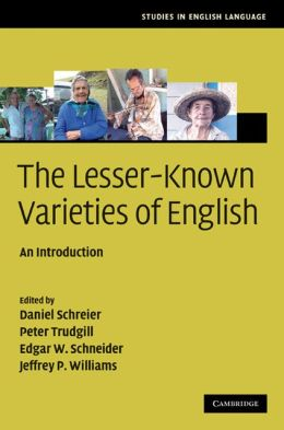 Lesser-Known Varieties of English