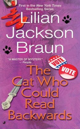 The Cat Who Could Read Backwards (The Cat Who... Series #1)