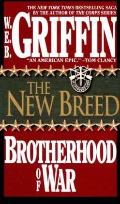 The New Breed (Brotherhood of War Series #7)