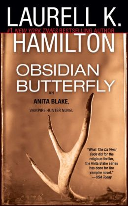 Obsidian Butterfly (Anita Blake Vampire Hunter Series #9)
