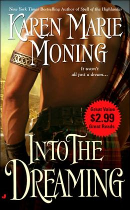 Into the Dreaming (Highlander Series #8)