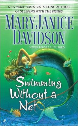 Swimming Without a Net (Fred the Mermaid Series #2)