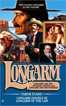Longarm of the Law (Longarm Double Series #2)
