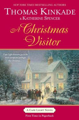 A Christmas Visitor (Cape Light Series #8)