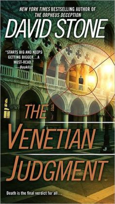 Micah Dalton 3 - The Venetian Judgment - David Stone