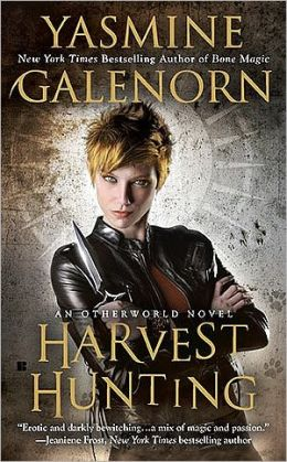 Harvest Hunting (Sisters of the Moon Series #8)