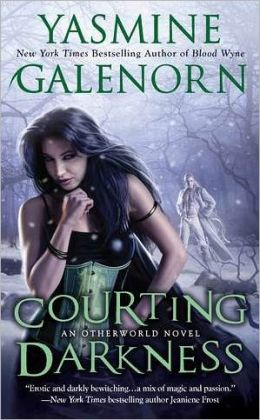 Courting Darkness (Sisters of the Moon Series #10)