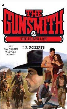 The Gunsmith #363: The Death List