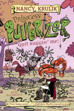 Quit Buggin' Me! #4