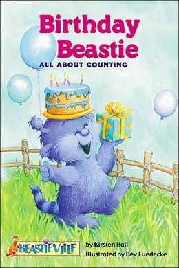 Birthday Beastie: All about Counting