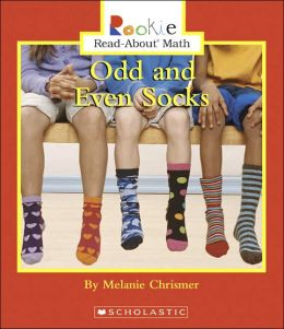 Odd and Even Socks (Rookie Read-About Math Series)