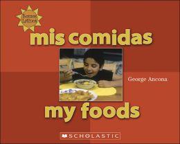 Mis Comidas (My Foods)