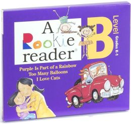 Rookie Reader-Level B Boxed Set