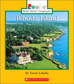 Rhode Island (Rookie Read-About Geography Series)