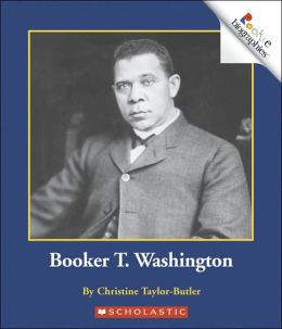 Booker T. Washington (Rookie Biography Series)