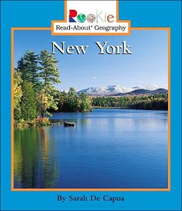 New York (Rookie Read-About Geography Series)