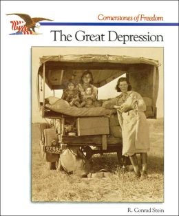 The Great Depression (Cornerstones of Freedom Series)