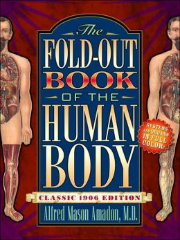 Fold-Out Book of the Human Body: Classic 1906 Edition
