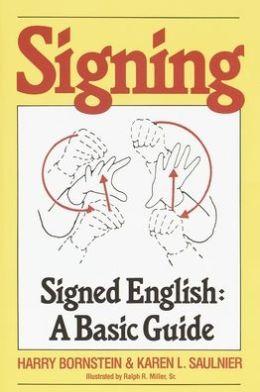 Signing: Signed English