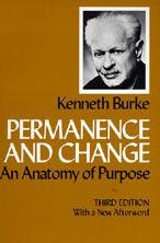 Permanence and Change: An Anatomy of Purpose, Third edition