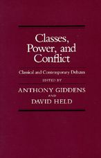 Classes, Power, And Conflict