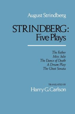 Strindberg: Five Plays