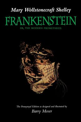 Frankenstein: Or, the Modern Prometheus, The Pennyroyal edition