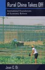 Rural China Takes Off: Institutional Foundations of Economic Reform