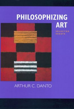 Philosophizing Art: Selected Essays