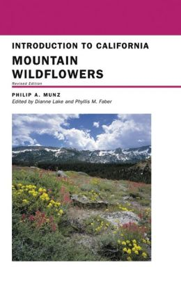 Introduction to California Mountain Wildflowers