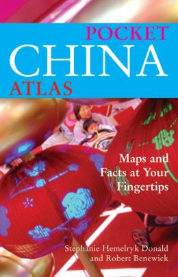 Pocket China Atlas: Maps and Facts at Your Fingertips