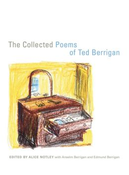 Collected Poems of Ted Berrigan