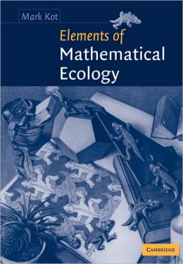 Elements of Mathematical Ecology